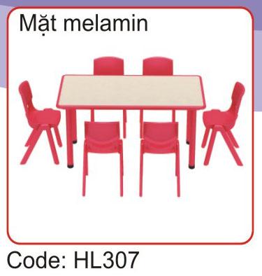 ban-tre-em-hinh-chu-nhat-mat-go-melamin-ehl307