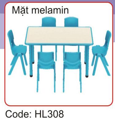 ban-tre-em-hinh-chu-nhat-mat-go-melamin-ehl308